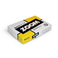 Папір А4 80г.м.кв. ZOOM C КЛАС жовта упаковка