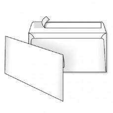 Конверт Е65 (110*220) скл. білого кольору