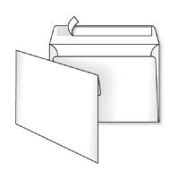 Конверт С6 (114х162) скл, білий