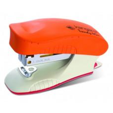 Степлер №24/6,26/6 Kangaro Trendii-35 скрепляє до 25 аркушів., 45мм. помаранч