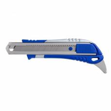 Ніж універсальний 18мм 4621 металева направляюча з додатковим гачком(посилений)