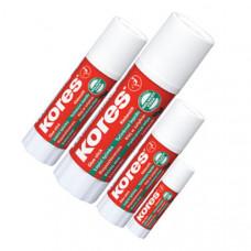 Клей олівець 20г  Kores12202 колір білий