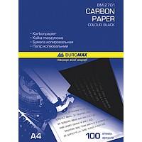 Папір копіювальний А4 колір синій 100арк BM2700 18г/м2