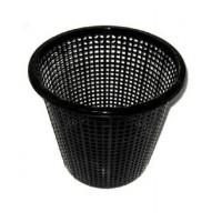 Корзина (кошик) для мусора пласт сітчата  колір асорті