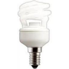 Лампа енергозберігаюча Енергія цоколь E14 нейтральне світло 15w=75w