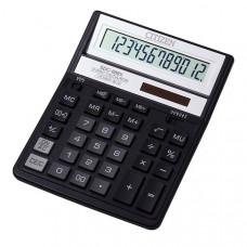 Калькулятор Citizen SDC-888 ХВК 12-розряд професійний 203*158*31мм, чорний