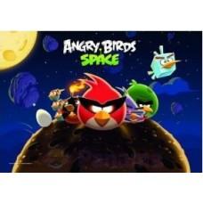 Килимок для дитячої творчості Angry Birds