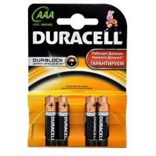Батарейка R03 DURACELL AAA