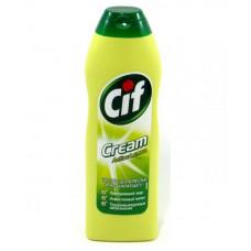 Чистячий засіб  CIF Lemon крем 250 гр