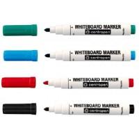 Маркер для магнітних білих дошок 2,5мм Centropen 8559, червоний