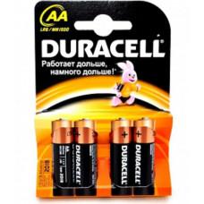 Батарейка R06 DURACELL AA