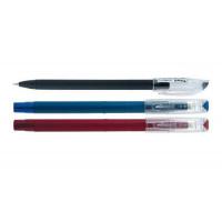 Ручка кулькова, 0,5мм.  Axent 1002 Direкt синя