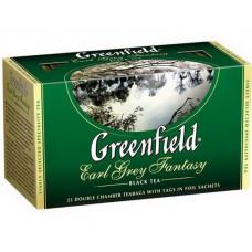 Чай чорний Гринфилд 25пакетов с бергамотом