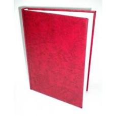 Щоденник не датований А5 176 аркушів Gospel 3b-43 червоний