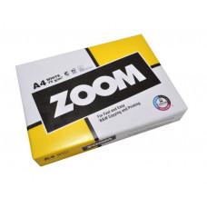 Папір А4 75г.м.кв. ZOOM C КЛАС жовта упаковка