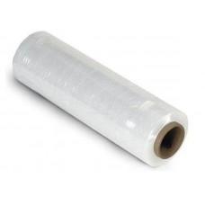 Стретч-плівка полімерна 23 мк. нетто 2,8кг. (+втулка 0,2кг.)