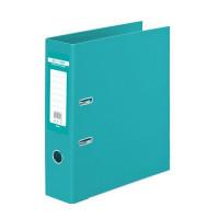 Реєстратор А4/70 Buromax ELITE двостороній BM3001-14, колір блакитний