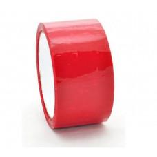Скотч пакувальний 48*50, червоний