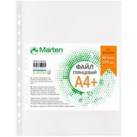 Файл А4+ глянц 0,40 мкм 100 шт, Marten