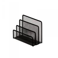 Підставка для листівок  металева  170*80*135 колір чорн BM6210