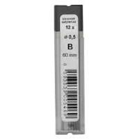 Стрижень 0,5мм. B до механічного олівця K-I-N 4152/B(12шт/уп.)