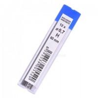 Стрижень 0,7мм. H до механічного карандашу K-I-N 4162/H(12шт/уп.)