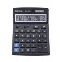 Калькулятор BRILLIANT 12р 140*175*25мм BS-0222
