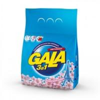 Пральний порошок Gala ( гала ) автомат  3в1 Весняна свіжість 1,5 кг