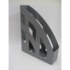 Лоток для паперів //вертикальний ЛВ-01,сірий