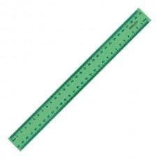 Лінійка пластикова зелена 30см Axent7530-05-A