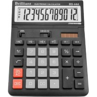 Калькулятор BRILLIANT 12р 147*198*27(53) мм,BS-444B