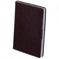 Щоденник датований  SALERNO, A4, 336 стр. коричневий