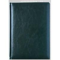 Щоденник НЕ  датований А5 176 аркушів SARIF 3B-70 145*203 кремовий блок,чорний