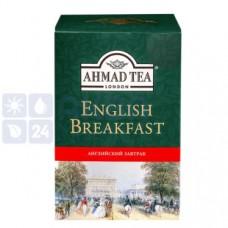 Чай зелений розсипний 100 грам Ахмад