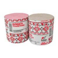 Туалетний папір 1-шарова макулатурний Альбатрос сірий