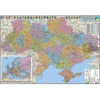 Карта України  М1:850 000 110х160см