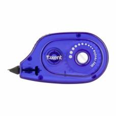 Коректор стрічковий 5мм*5м Axent 7009-02-А синій