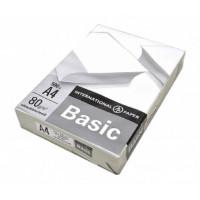 Папір А4 80г.м.кв.IP Basic 500аркушів
