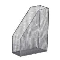 Лоток для паперів //вертикальний метал. сірий