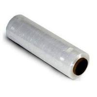 Стретч-плівка полімерна 20 мк. нетто 1,5 кг. (втулка 0,4кг.)