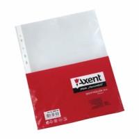 Файл А4+ глянц 0,90 мкм 20 шт в пак Axent 2009-20