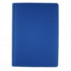 Щоденник  датований А5,VIENNA, 176 стор.,145*203 кремовий блок, синій